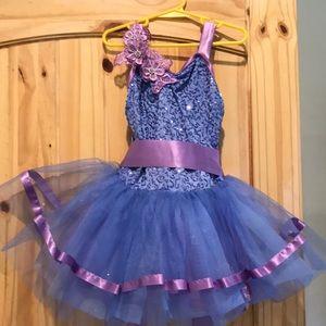 Dance recital dress